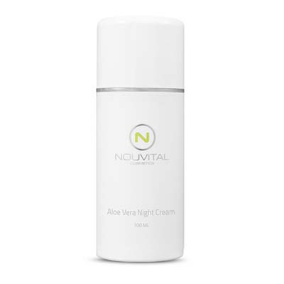Nouvital Aloe vera night cream