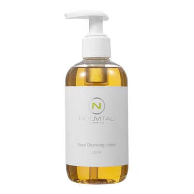 Nouvital Deep Cleansing lotion