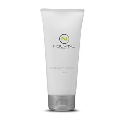 Nouvital Scrub Cream Sensitive
